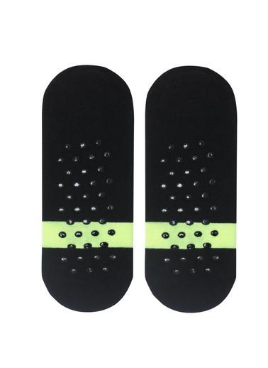 Katia & Bony Slogan Kadın Görünmez Çorap  Siyah